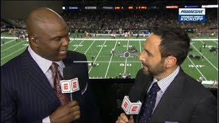 ESPN Monday Night Kickoff: Week 1 NFL - Saints vs Texans | ANALYSIS & PREDICTIONS