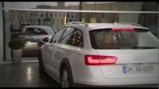 2013 Audi A6 Allroad Quattro / Тест-драйв