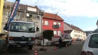 Charpente, couverture, zinguerie et isolation à Forbach en Moselle : BP TOITURE