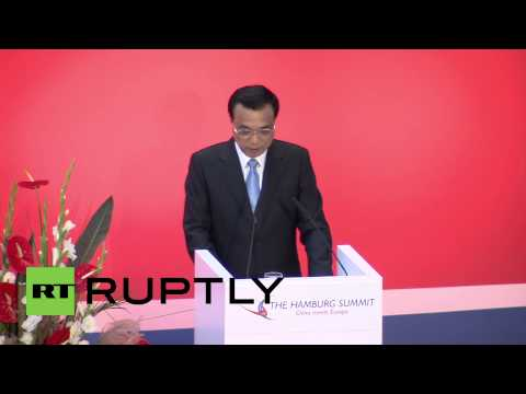 "Germany: ""If EU and China unite, everything's possible!"" Li Keqiang says"