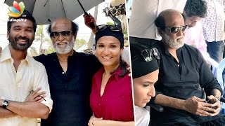 Why Rajinikanth Visited 'VIP 2' Shootin?  | Dhh, Amala Paul | Tamil Cinema News