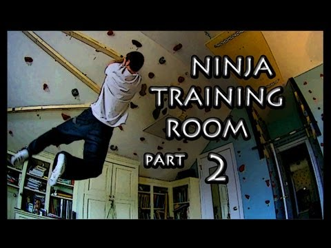 Ninja Warrior Training Room (Part 2) Image 1