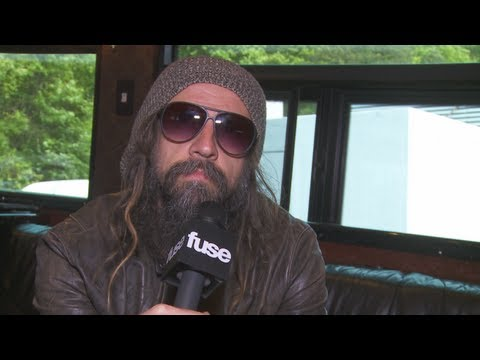 Rob Zombie Saw a Fan&#039;s Brains - Tour Stories