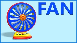 Table Fan Toys And Songs For Children | Table Fan Kids Video | Games And Puzzles