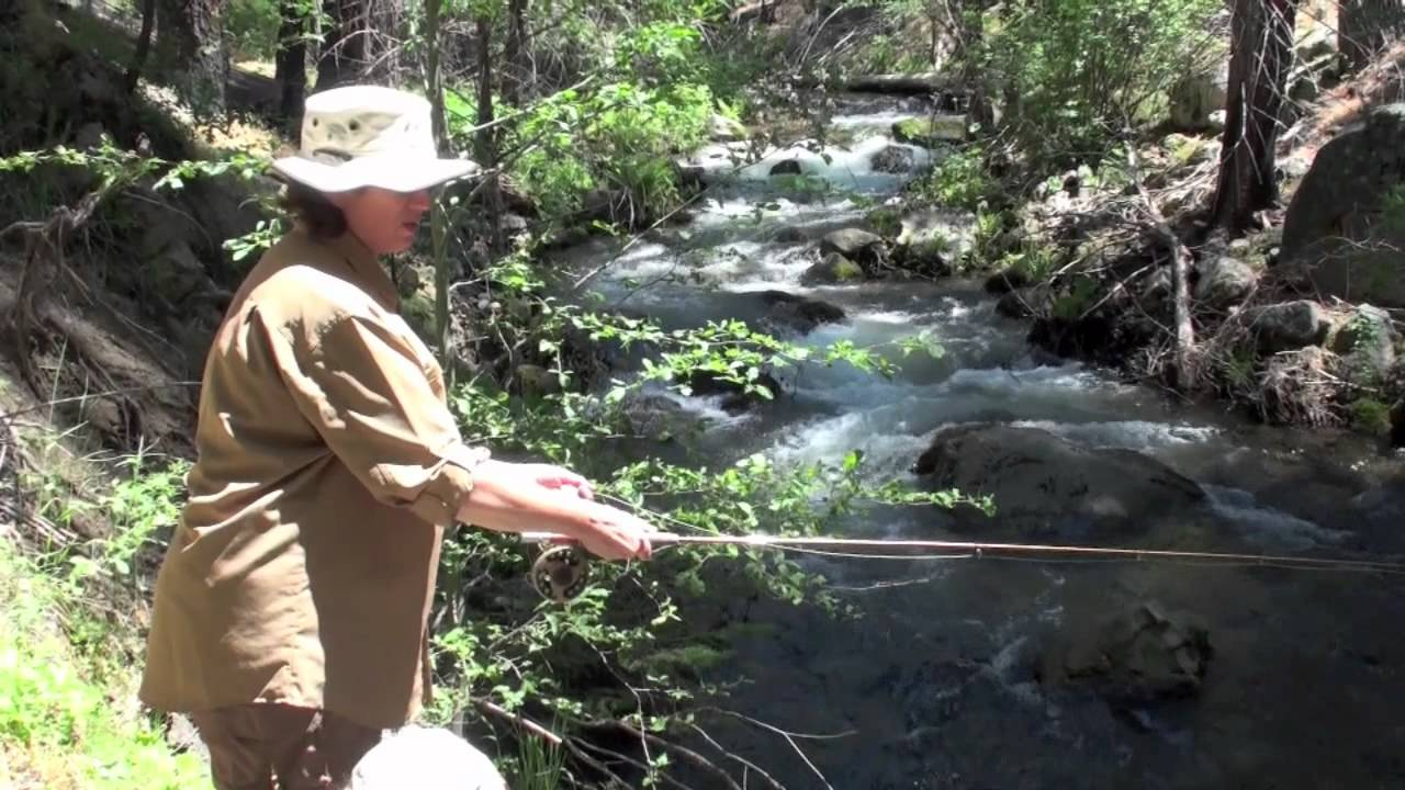 Trout fishing yosemite youtube for Fly fishing yosemite