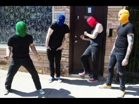 Masked Intruder - Stick Em Up
