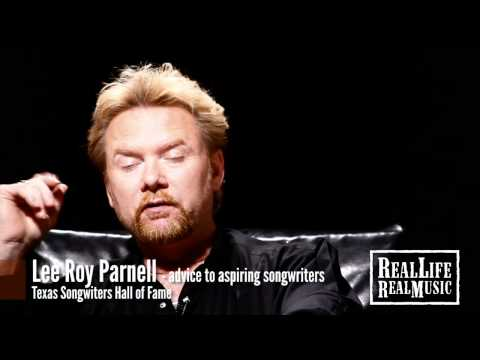 Songwriter's Experience 2011 Summer Camps - Songwriting advice from Lee Roy Parnell