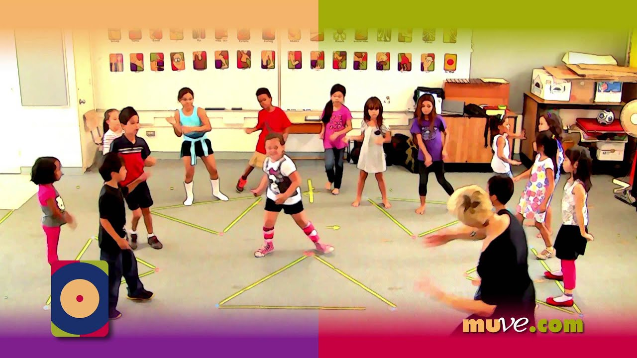 Exercise kids like muve dance games for kids are fun physical
