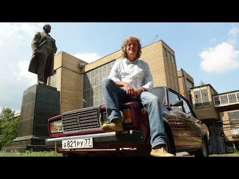 TOP GEAR's CARS OF THE PEOPLE with James May - MON AUG 25 on BBC AMERICA