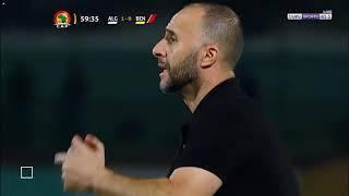 Résumé match Algérie 2 - 0 benin 2018 ملخص مباراة الجزائر 2 - 0 بنين 2018