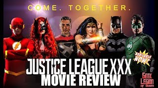 JUSTICE LEAGUE XXX ( 2017 Romi Rain ) Porn Parody Superhero Movie Review