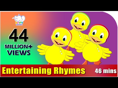 Nursery Rhymes Vol 4 - Collection Of Twenty Rhymes video