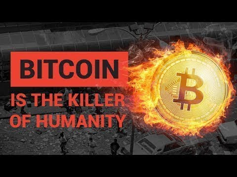 Bitcoin is the killer of humanity? New film