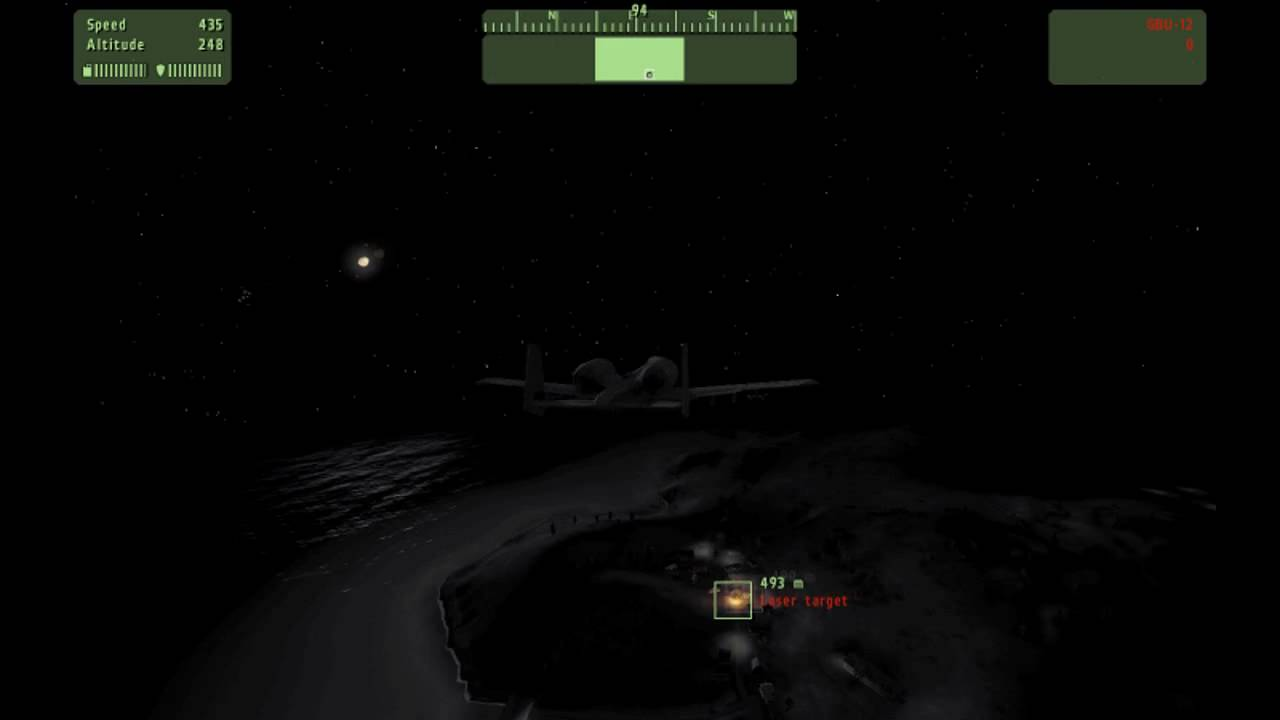 Arma 2 a 10 Laser Guided