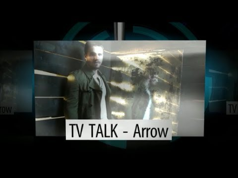TV TALK - Arrow S2Ep19