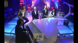 RAFAGA DEVUELVEME LA VIDA EN EL PIANO DE UNO PARA TODOS