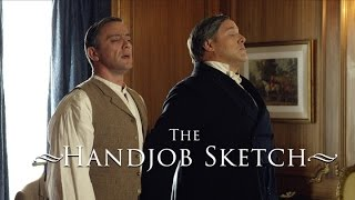 The Handjob Sketch ('The Britishes')