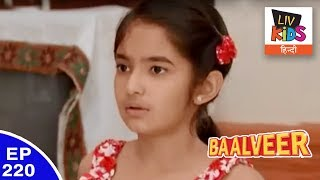 Baal Veer - बालवीर - Episode 220 - Manav Becomes Sand Man