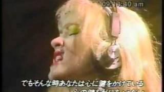 Watch Cyndi Lauper Calm Inside The Storm video