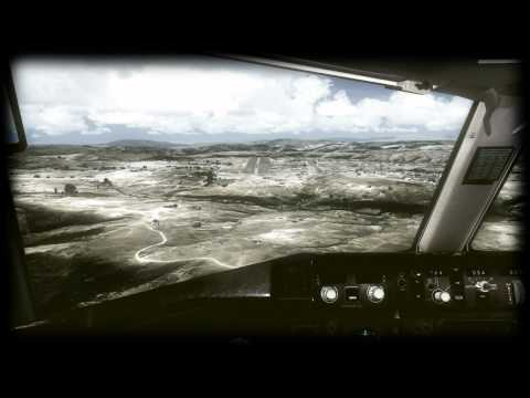 "Flight Simulator X [HD] Quality Wings 757 MORE Extreme than Toncontin is ""SUCRE BOLIVIA"""