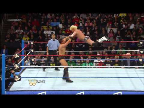 The Miz Vs. Dolph Ziggler: Raw, March 4, 2013 video