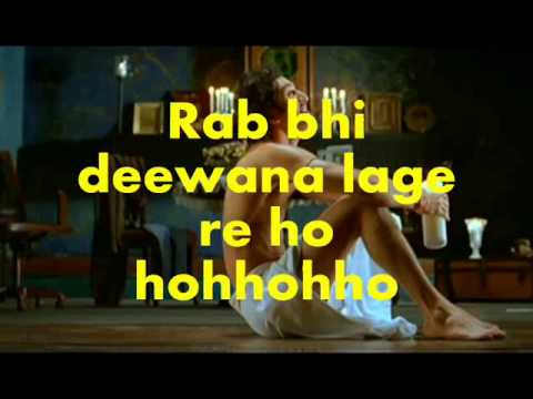 Jab Se Tere Naina-karaoke & Lyrics-saawariya video