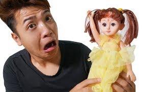 NTN - Thử Nuôi Búp Bê Ma Kumanthong (Try to raise kumanthong doll)