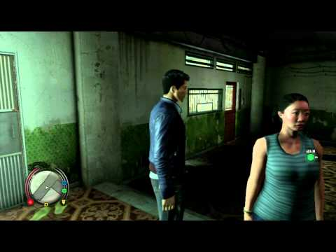 Sleeping Dogs (PS3) - Random gameplay - Hong Kong women want oral sex