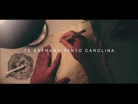 Josue Alaniz - Carolina (Lyric Video)