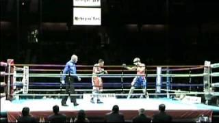Jill Emery vs Adelita Irizarry, 1st Round KO!