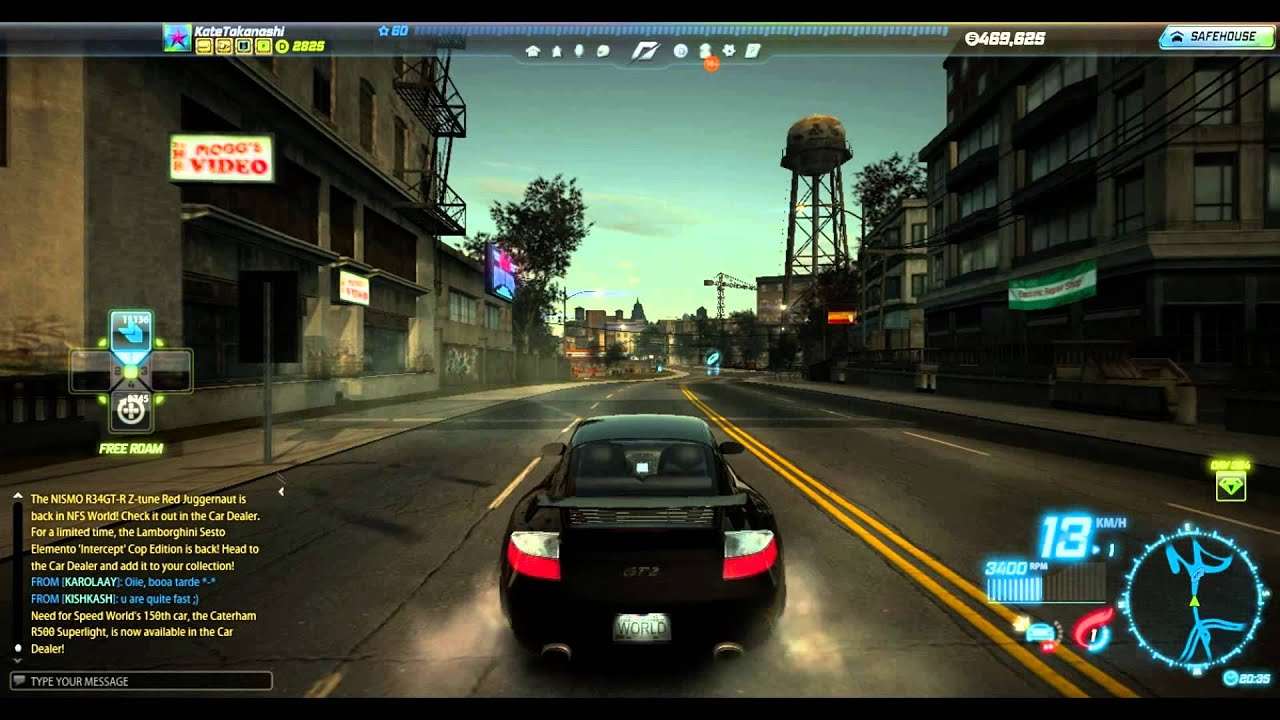 need for speed world dover street porsche 911 996 gt2 youtube. Black Bedroom Furniture Sets. Home Design Ideas