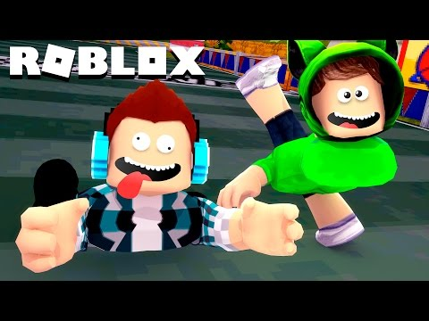 Roblox -  CORRIDA MALUCA !! ( Roblox Transformations )