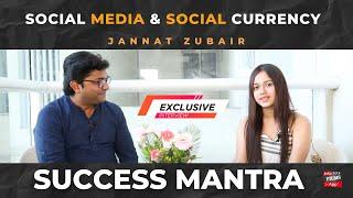 TikTok Queen & Tv Actress Jannat Zubair Interview | #FilmyFunday | Joinfilms