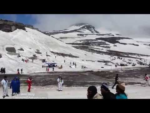 Rohtang Pass  The Highest Place Himachal Pradesh India