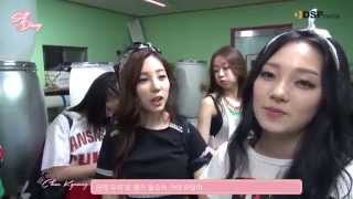 "BABY KARA Self Diary 1편 - [(""스텝(STEP)"" Behind The Stage] Making VOD"