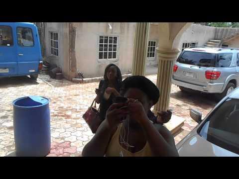 Mama G blesses Miss Nigeria Florida 2012-2014