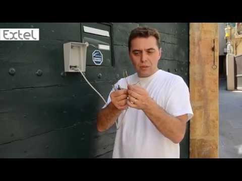 Extel videolike for Visiophone extel lena 18