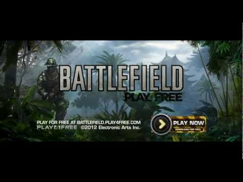 Battlefield Play4Free - Novo Mapa - Mianmar
