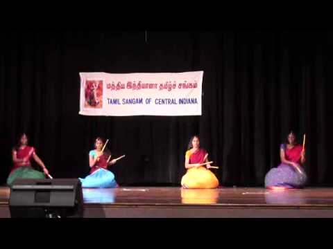 Deepavali Tamil Sangam 2010 video