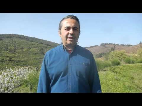 Permaculture approach of the host Marmariç from WWOOF Turkey