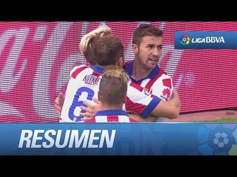 Resumen de Atlético de Madrid (3-0) Elche CF