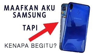Samsung M20 Review Indonesia