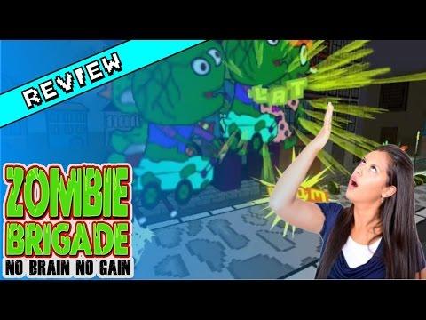 Zombie Brigade: No Brain No Gain Review (Wii U Eshop)