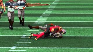 Madden NFL 15 Relocation League