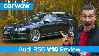 Audi RS6 V10 Turbo 😱 REVIEW - is this the best value performance car in the WORLD?