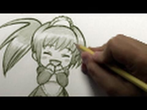 Cute Happy Drawings How to Draw a Happy-cute