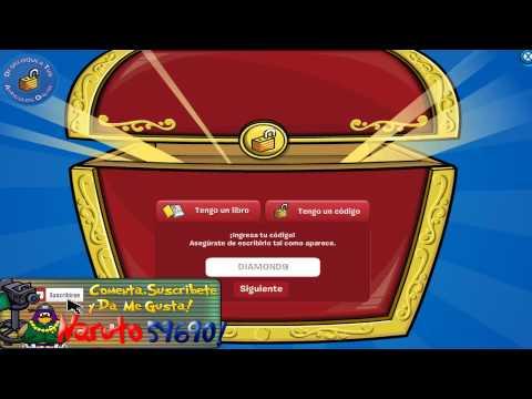Club Penguin:Nuevos Codigos Reutilizables Marzo 2013 HD