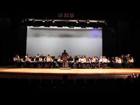 Elkins Pointe Middle School Symphonic Band 2--2014