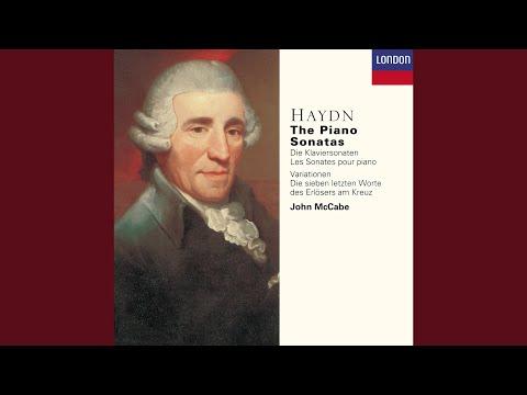 Haydn: Piano Sonata (Parthia) in E flat, WU 18 (c.1764, doubtful attribution) - 2. Menuetto & Trio