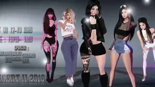 OPENING VIDEO CONCERT LEGEND II 2018 [ IMVU ]